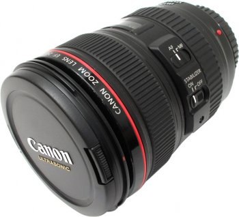 Объектив Canon EF 24-105 mm f/4L IS USM