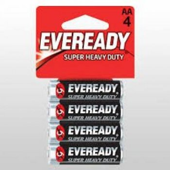 "Батарейка Energizer SHD Eveready B4 R6 ""AA"" (1 шт.)"