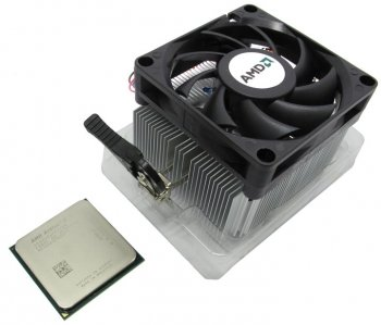 Процессор AMD ATHLON II X4 640 BOX (ADX640W) 3.0 ГГц/ 2 Мб/ 4000 МГцSocket AM3