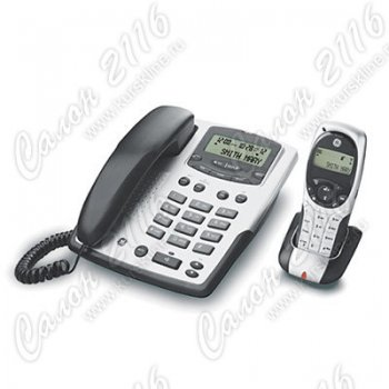 Радиотелефон Multiset DECT General Electric 1880GE4-B