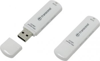 Накопитель USB Transcend <TS32GJF620> JetFlash 620 USB2.0 Flash Drive 32Gb (RTL)