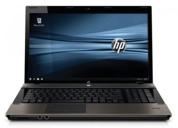"Ноутбук hp 4720s i3-350M (2.26)/4G/640/DVDRW/HD4350 512/WiFi/BT/Linux/17.3""HD+/Cam/8C/Case (WS844EA)"
