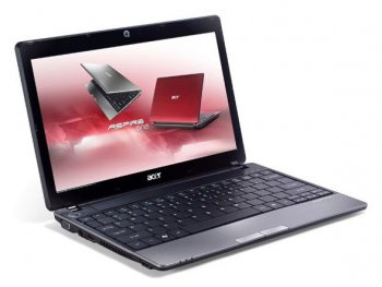 "Нетбук Acer Aspire AO721-128ki AMD K125/2G/160GB/WiFi/Cam/W7S/11.6"" black/iron"