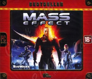 Компьютерная игра Bestseller. Mass Effect
