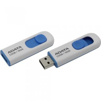 Накопитель USB A-Data USB2.0 Flash Drive 16Gb (C008-xxx)