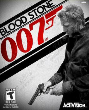 Компьютерная игра James Bond 007: Blood Stone
