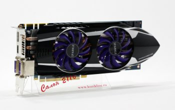 Видеокарта Sparkle PCI-E NV GTX570 1280 Мб 320bit DDR5 D-DVI+mini HDMI RTL