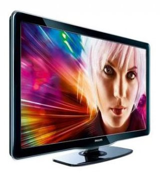 "Телевизор-LCD 52"" Philips LED 52PFL5605H/12 Black FULL HD/SCART,RGB,VGA,HDMI x3,USB"