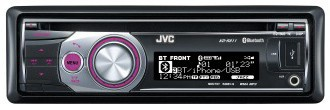 Автомагнитола JVC KD-R811 USB MP3 WMA Bluetooth