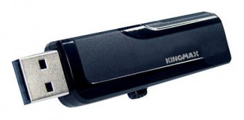 Накопитель USB Kingmax 4Gb PD-02 Black