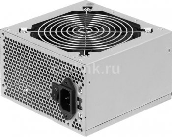 Блок питания Gigabyte ATX 350W GE-C350C 120mm fan, 3*SATA,