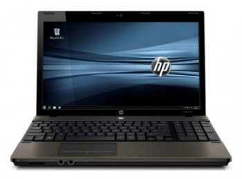 "Ноутбук hp 4525s PhII X2 P650/3G/320Gb/DVDRW/HD5470 512/15.6""/WiFi/BT/W7HB/Cam/6c/black/Bag"