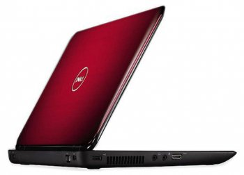 Ноутбук Dell Inspiron N7010 i3-380M/17.3(1600x900)/4G/500G/DVDRW/1G HD5470/6c/WiFi/BT/cam/red/W7HB