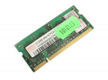 *Память DDR-II SODIMM 512Mb <PC-5300> 1.8v 200-pin(for NoteBook)