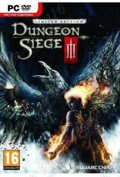 Компьютерная игра Dungeon Siege 3