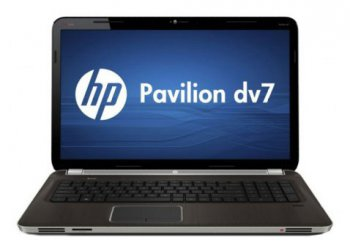 "Ноутбук hp dv7-6001er Phenom QC P960/6GB/750GB/HD6650 1GB/DVDRW/WiFi/BT/Cam/W7hp/17.3"" (LM002EA)"