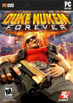 Компьютерная игра Duke Nukem Forever (PC, русская версия)