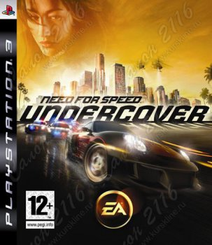 Игра для Sony PlayStation Need for Speed Undercover (рус. верс.)