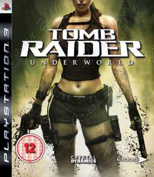 Игра для Sony PlayStation Tomb Raider: Underworld