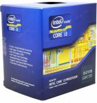 Процессор Intel Core i3-2130 BOX 3.4 ГГц/0.5+3Мб/5 ГТ/с LGA1155