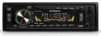 Автомагнитола Soundmax SM-CCR3036 USB SD MMC