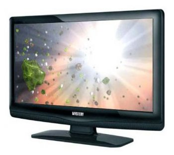 "Телевизор-LCD 16"" Mystery M-1607W black HD Ready RUS"