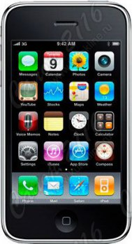 Смартфон Apple iPhone 3G S - 8Gb Black