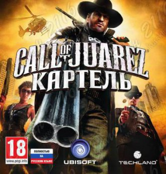 Компьютерная игра Call of Juarez: Картель [PC, Jewel, русская версия]