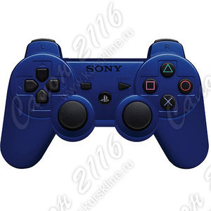 Геймпад PS3 Dual Shock Original (blue)