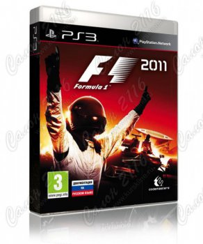 Игра для Sony PlayStation Formula One 2011 (рус. док.)
