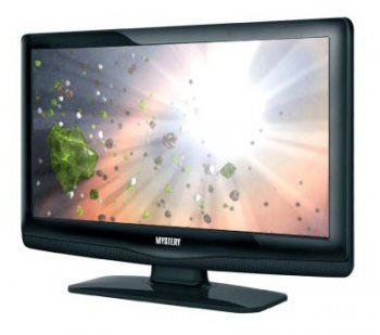 "Телевизор-LCD 24"" Mystery M-2407WH black Full HD RUS"