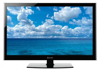 "Телевизор-LCD 32"" Rolsen RL-32A09105 черный HD READY USB (RUS)"