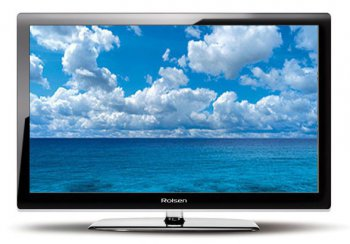 "Телевизор-LCD 37"" Rolsen RL-37B05F черный FULL HD USB MediaPlayer (RUS)"