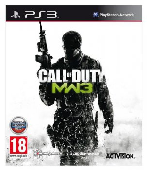 Игра для Sony PlayStation Call of Duty: Modern Warfare 3 (рус. верс.)