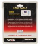 Кабель VCOM mini HDMI to mini HDMI (19M -19M) 5м