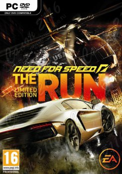 Компьютерная игра Need for Speed The Run: Limited Edition [PC, русская версия]