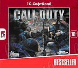 Компьютерная игра Bestseller. Call of Duty [PC, Jewel]