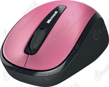 Мышь беспроводная Microsoft Wireless Mobile Mouse 3500 (RTL) USB Mac/Win 3btn+Roll <GMF-00120>
