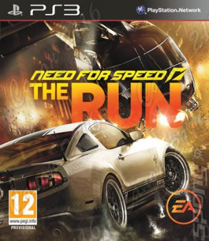 Игра для Sony PlayStation Need for Speed The Run (рус. верс.)