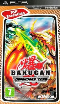 Игра для Sony PlayStation : Bakugan: Defenders of the Core (Essentials)