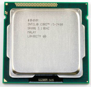 Процессор Intel LGA1155 Core i5-2400 (3.10/6Mb) OEM