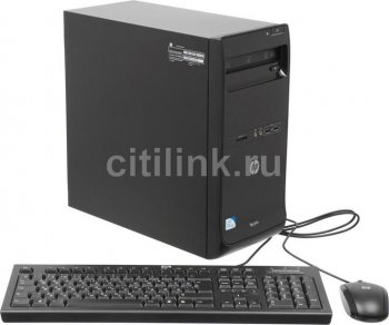 Системный блок HP 3400MT G530/500GB/2GB/DVDRW/kbd/mouse/DOS RUS