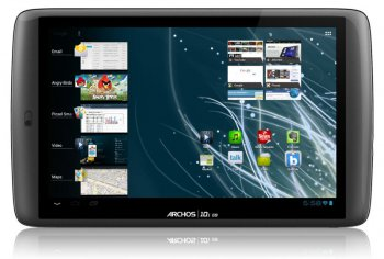 "Планшетный компьютер Archos 101 internet tablet G9 16GB TURBO 3G READY A9/RAM512Mb/ROM8Gb/10.1"" 1280*800/WiFi/BT/"