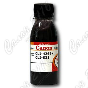 Чернила INKO для Canon iP4600/4840 (CLI-426/521) Black 0.1л