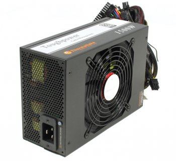 Блок питания Thermaltake <TP-1500M> Toughpower 1500W (24+8+2x4+8x8/6) Cable Management