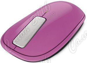 Мышь беспроводная Microsoft Wireless Exporer Touch Mouse Dahlia Red (RTL) USB 3btn <U5K-00040>