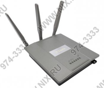 Точка доступа D-Link <DAP-2590> AirPremier N Dual Band PoE Access Point (1UTP 10/100/1000Mbps, 802.11a/g/n, 300Mbps)