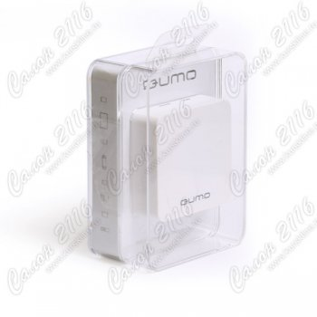 Портативный аккумулятор QUMO PoverAid 3800 black (iPhone/iPod/HTC/Blackberry/ SonyEricsson/ Nokia/SonyPSP/LG/Samsung/ other mobile device)