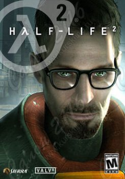 Компьютерная игра Half-Life 2 + Half-Life 2: Deathmatch [PC, Jewel]