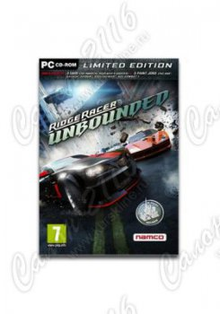 Компьютерная игра Ridge Racer Unbounded [PC, Jewel, русская версия]